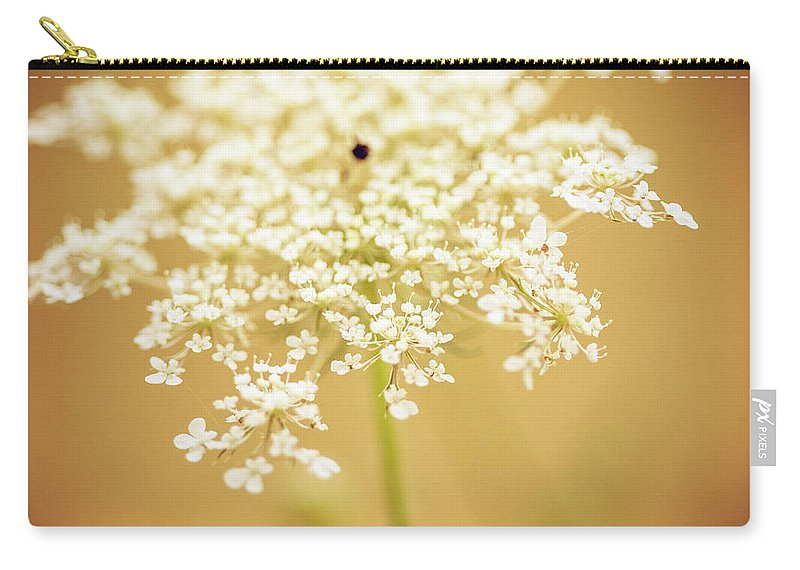 Creativity Carry-all Pouch featuring the photograph Wildflower by Jeja
