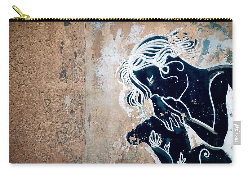 Havana Carry-all Pouch featuring the photograph Will You Still Love Me When I'm No Longer Beautiful.. by A Rey