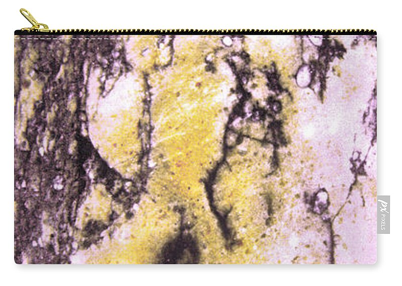 Carry-all Pouch featuring the photograph Wind Blown by James Christiansen