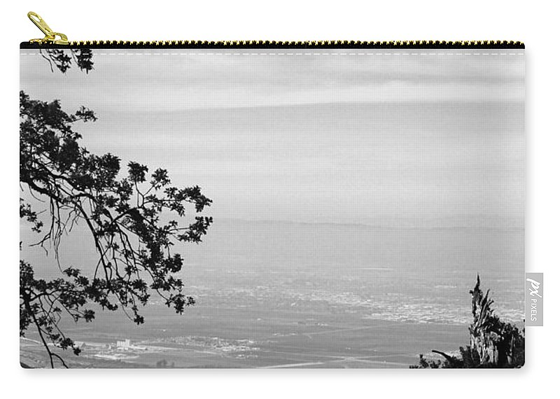 Salinas Carry-all Pouch featuring the photograph Window View by Marianne Jimenez