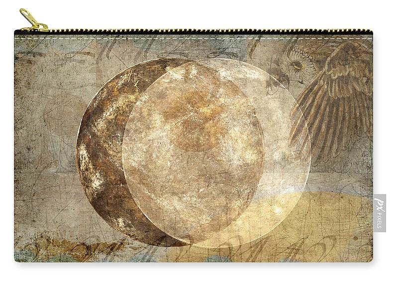 Solstice Carry-all Pouch featuring the photograph Winter Solstice by Carol Leigh