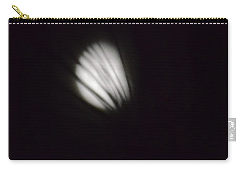 Wisps Of Moonlight Carry-all Pouch featuring the photograph Wisps Of Moonlight by Maria Urso