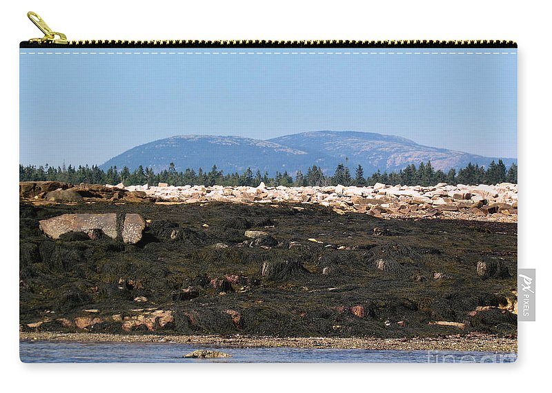 Acadia Carry-all Pouch featuring the photograph Wonderland by Elizabeth Dow