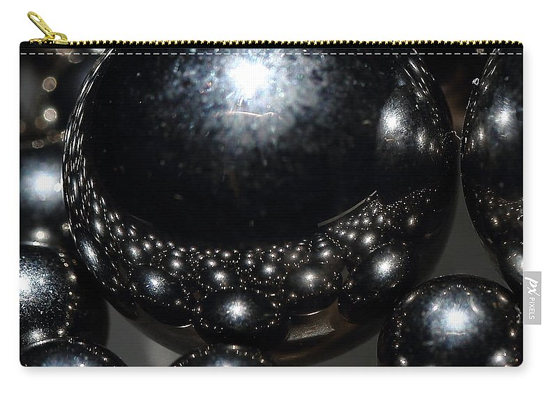 Ball Carry-all Pouch featuring the photograph Worlds by David Andersen