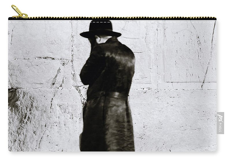 Jewish Carry-all Pouch featuring the photograph Worship by Shaun Higson