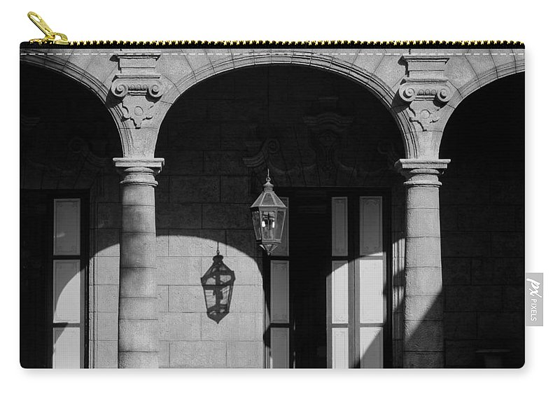Havana Carry-all Pouch featuring the photograph You Show The Lights That Stop Me Turn To Stone.. by A Rey