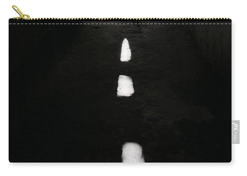 Solitude Carry-all Pouch featuring the photograph Zanzibar Chiaroscuro by Shaun Higson