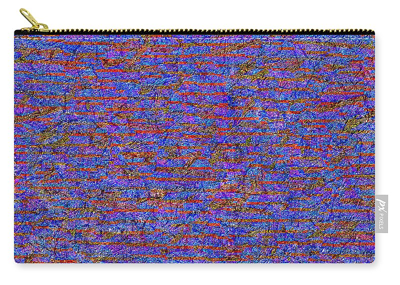 Abstract Carry-all Pouch featuring the digital art 0723 Abstract Thought by Chowdary V Arikatla