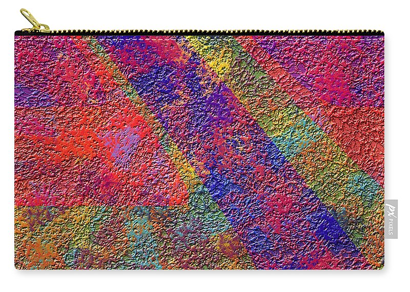 Abstract Carry-all Pouch featuring the digital art 0726 Abstract Thought by Chowdary V Arikatla