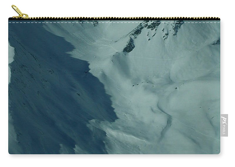 Colette Carry-all Pouch featuring the photograph Austria Mountain by Colette V Hera Guggenheim