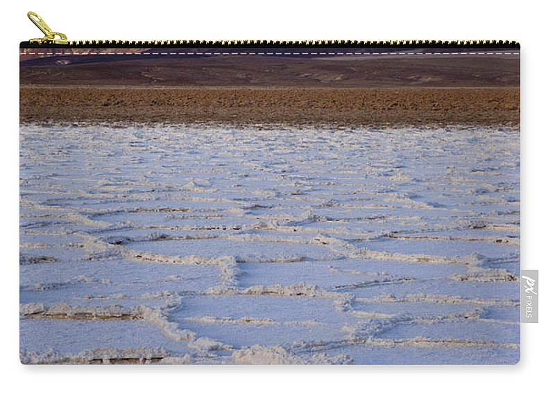America Carry-all Pouch featuring the photograph Death Valley by Brian Jannsen