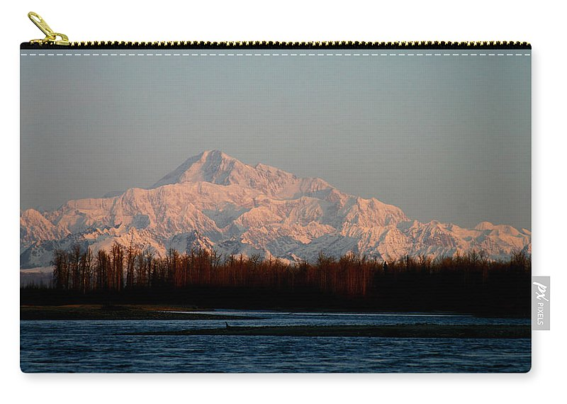 Doug Lloyd Carry-all Pouch featuring the photograph Denali by Doug Lloyd