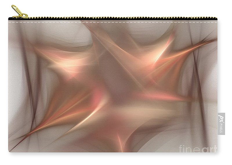 Apophysis Carry-all Pouch featuring the digital art Eos by Kim Sy Ok