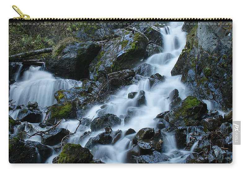 Doug Lloyd Carry-all Pouch featuring the photograph Fast Mover by Doug Lloyd