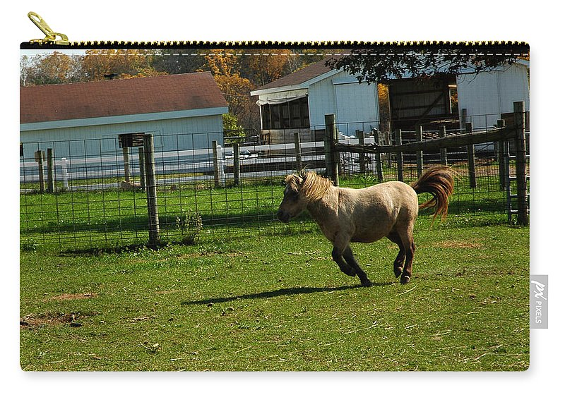 Usa Carry-all Pouch featuring the photograph Lets Ride by LeeAnn McLaneGoetz McLaneGoetzStudioLLCcom
