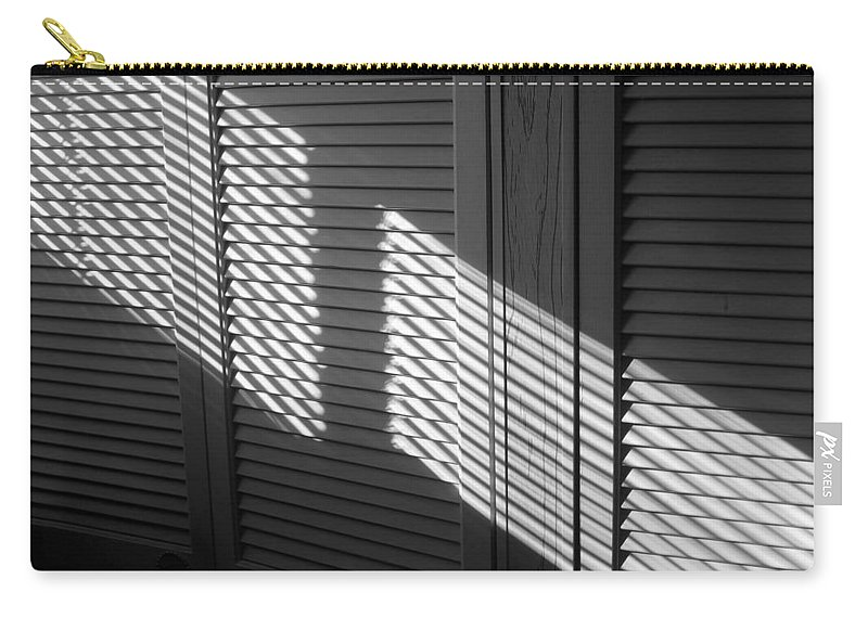 2d Carry-all Pouch featuring the photograph Light And Shadow by Brian Wallace