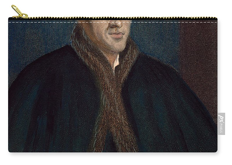 16th Century Carry-all Pouch featuring the photograph Nicolaus Copernicus by Granger