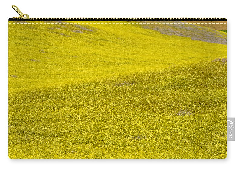 Flower Carry-all Pouch featuring the photograph Spring In Spain by Guido Montanes Castillo