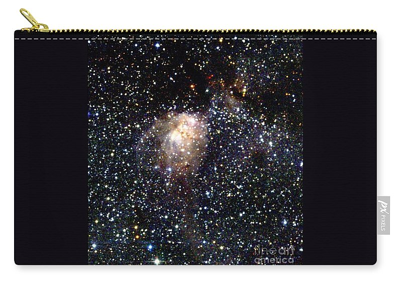 2mass Imagery Carry-all Pouch featuring the photograph Star Forming Region by 2MASS project / NASA