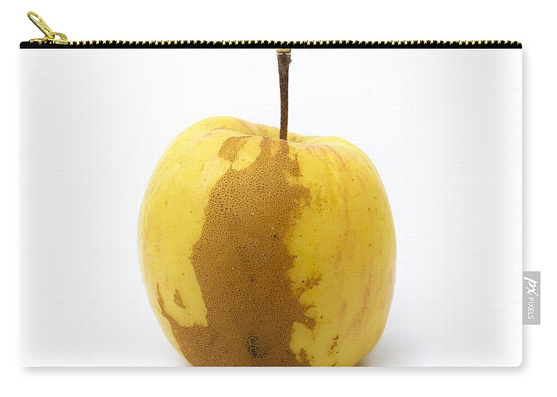 Agriculture Carry-all Pouch featuring the photograph Apple by Bernard Jaubert