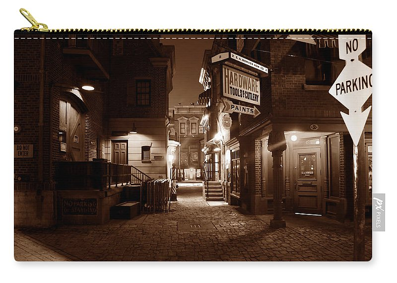 Fine Art Photography Carry-all Pouch featuring the photograph 1929 by David Lee Thompson