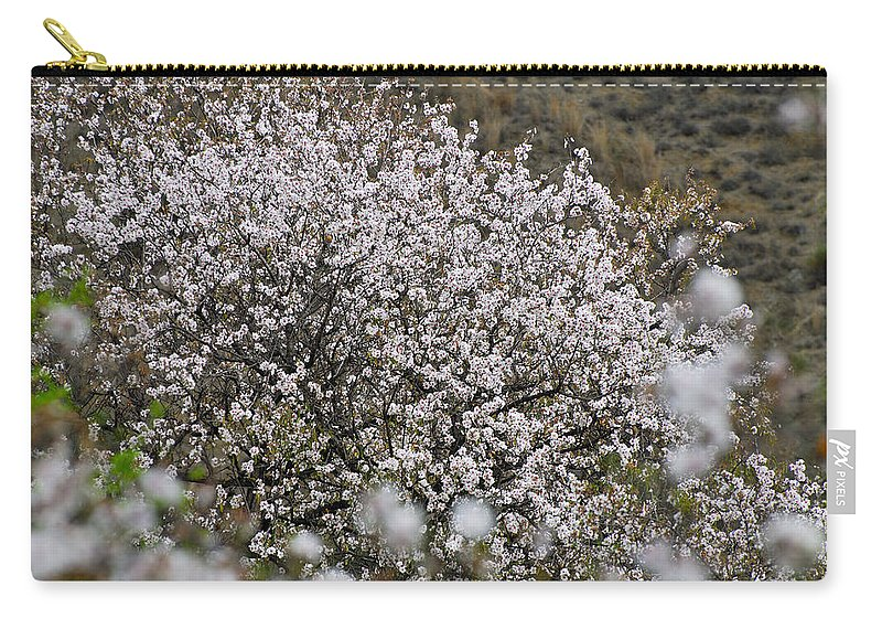 Carry-all Pouch featuring the photograph Almendros by Guido Montanes Castillo