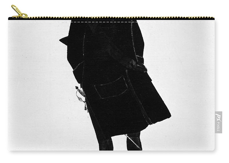 1781 Carry-all Pouch featuring the photograph Louis Xvi (1754-1793) by Granger