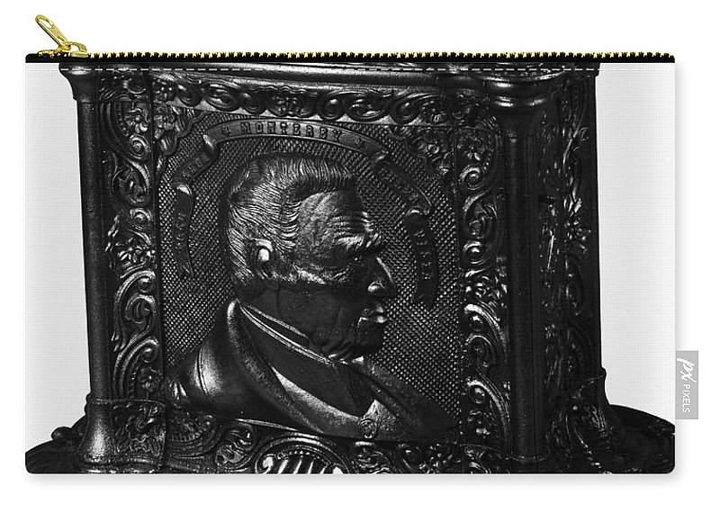 1848 Carry-all Pouch featuring the photograph Zachary Taylor (1784-1850) by Granger