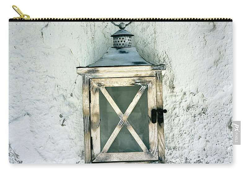 Lantern Carry-all Pouch featuring the photograph Lantern by Joana Kruse