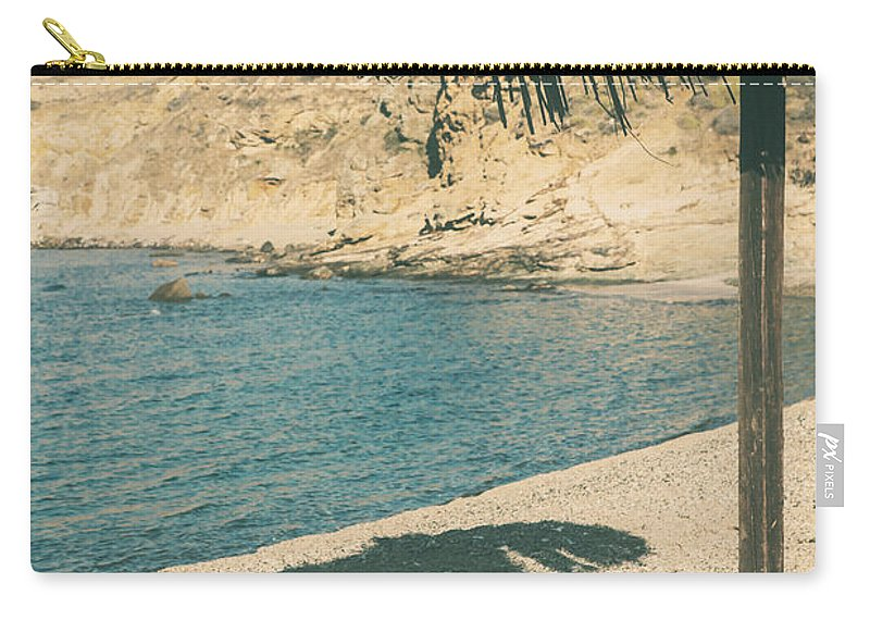 Screen Carry-all Pouch featuring the photograph Parasol by Joana Kruse
