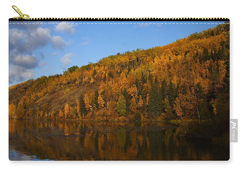 Doug Lloyd Carry-all Pouch featuring the photograph Fall Beauty by Doug Lloyd