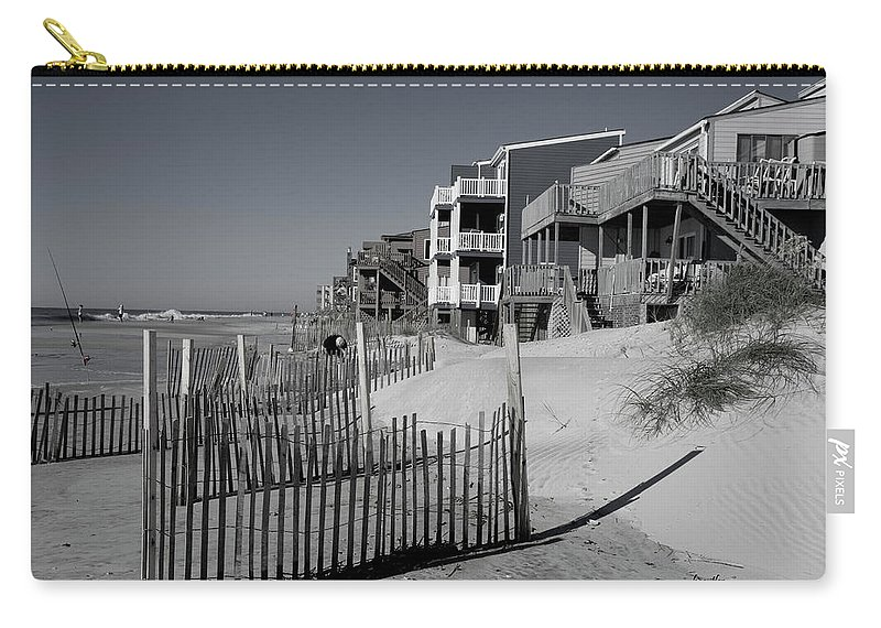 Topsail Carry-all Pouch featuring the photograph A Capture To Take Home by Betsy Knapp