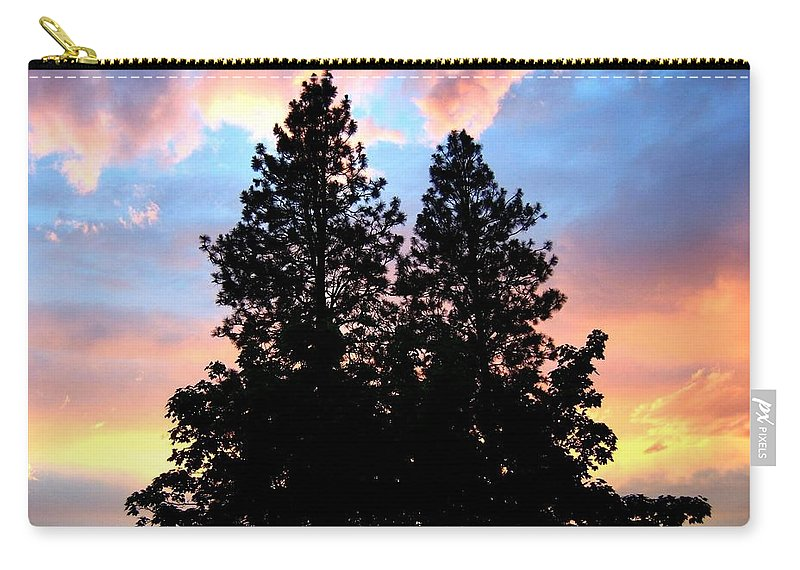 Matchless Moment Carry-all Pouch featuring the photograph A Matchless Moment by Will Borden
