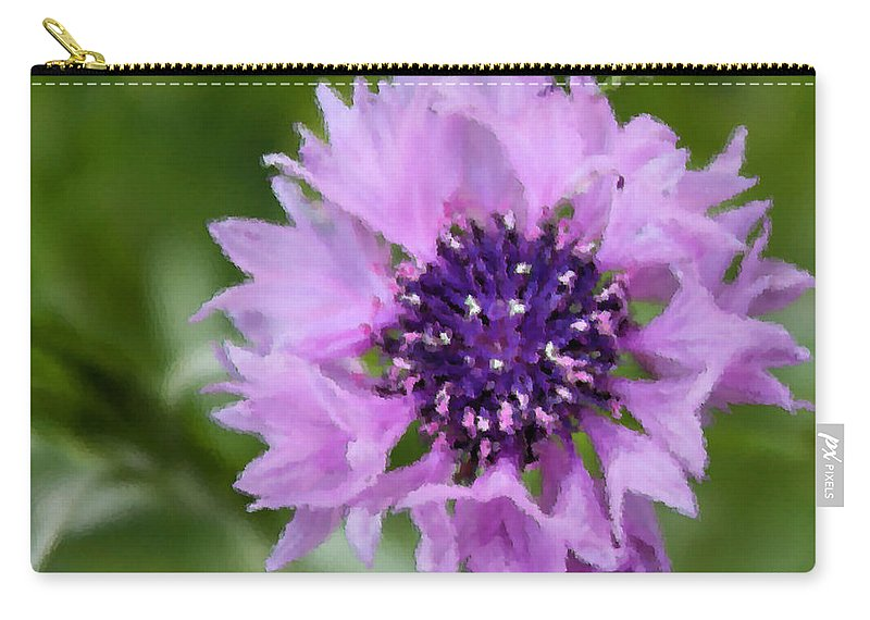 Whisper Carry-all Pouch featuring the photograph A Summer Whisper by Kristin Elmquist