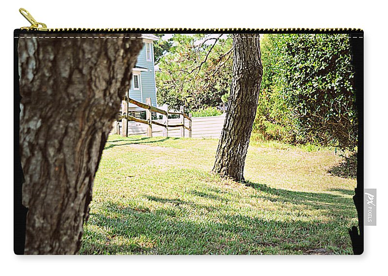Digital Fine Art Carry-all Pouch featuring the photograph A Tranquil Moment by Paulette B Wright