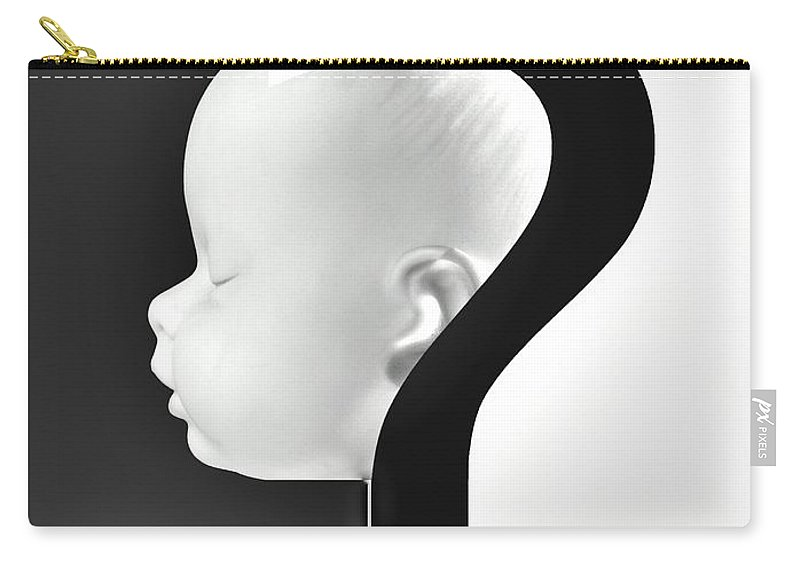 Abortion Carry-all Pouch featuring the photograph Abortion Or Contraception by John Chatterley