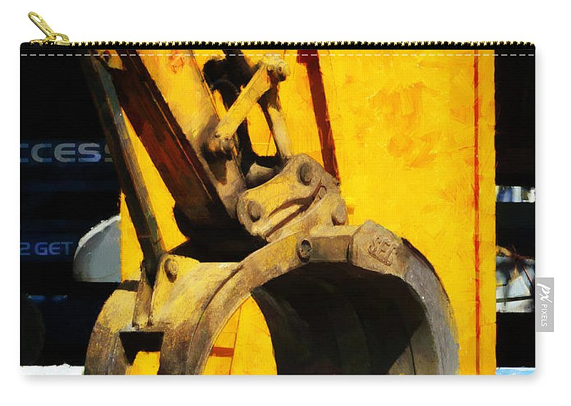 Access All Areas Carry-all Pouch featuring the photograph Access All Areas by Steve Taylor