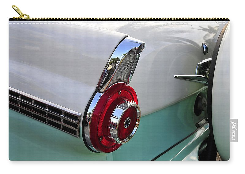 Fine Art Photography Carry-all Pouch featuring the photograph American Classic by David Lee Thompson