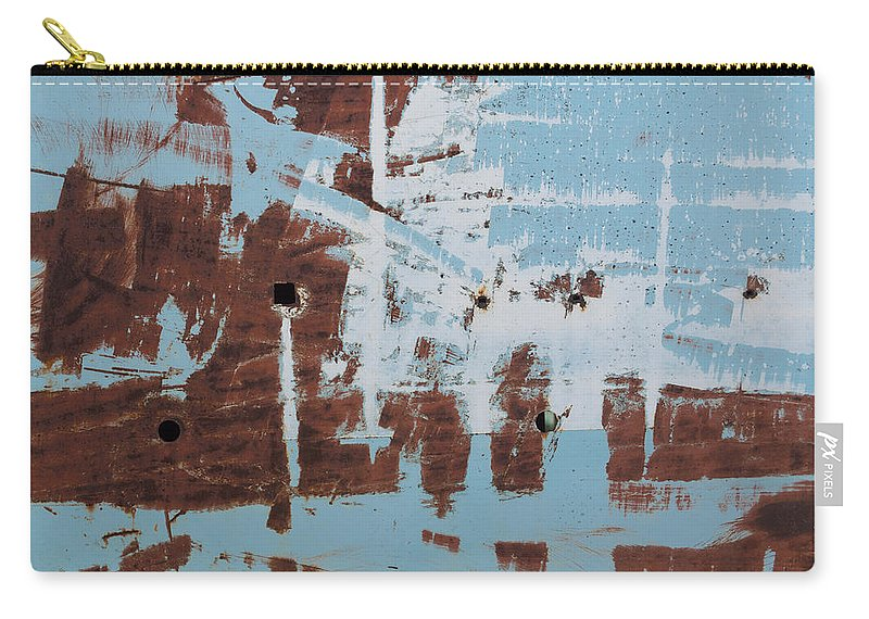 Auto Carry-all Pouch featuring the photograph AP6 by Fran Riley