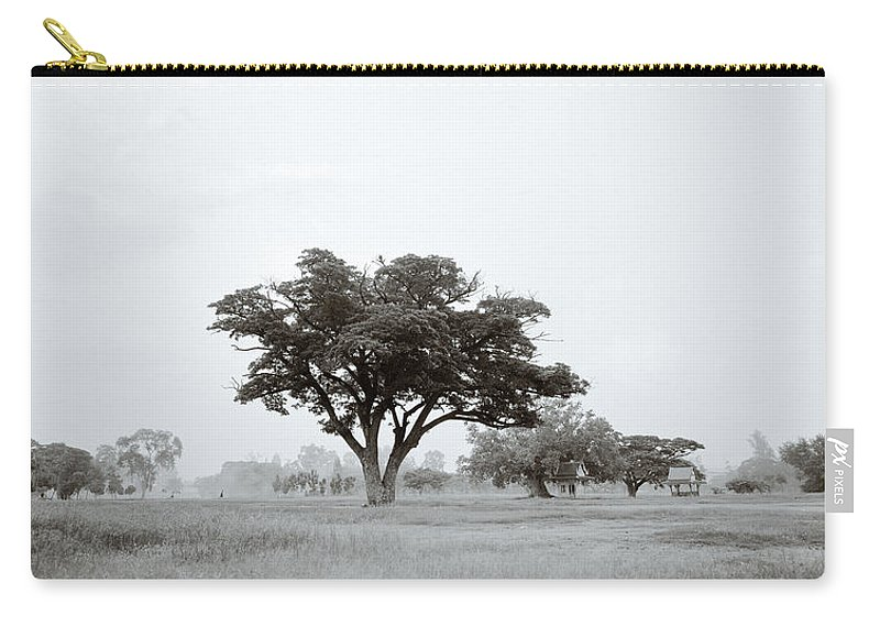 Tree Carry-all Pouch featuring the photograph Garden Of Eden by Shaun Higson