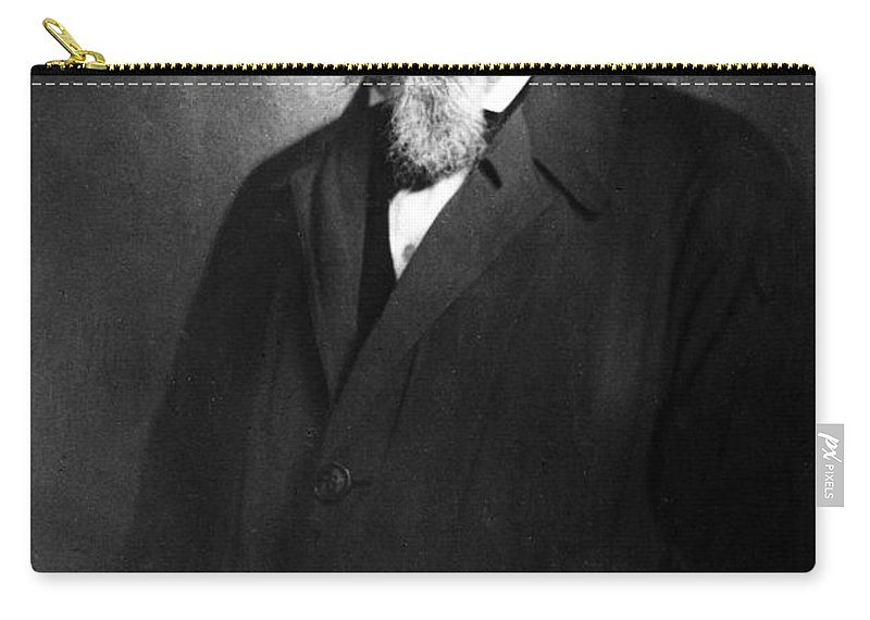 20th Century Carry-all Pouch featuring the photograph Arthur Schnitzler by Granger
