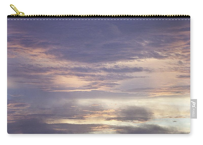 Sunrise Carry-all Pouch featuring the photograph Atlantic Ocean Sunrise 2 by Teresa Mucha