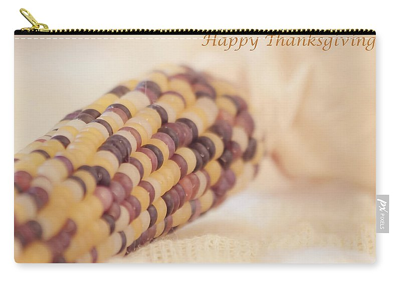 Autumn Carry-all Pouch featuring the photograph Autumn Harvest by Kim Hojnacki