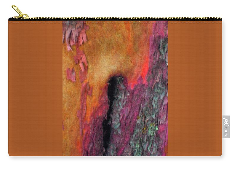 Nature Carry-all Pouch featuring the digital art Awaken by Richard Laeton