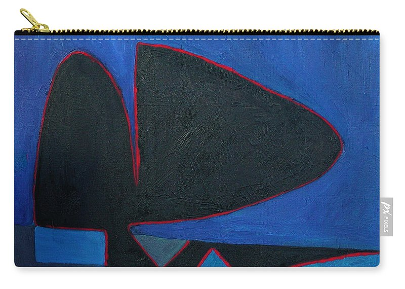 Colette Carry-all Pouch featuring the photograph Balance Oil Paint by Colette V Hera Guggenheim
