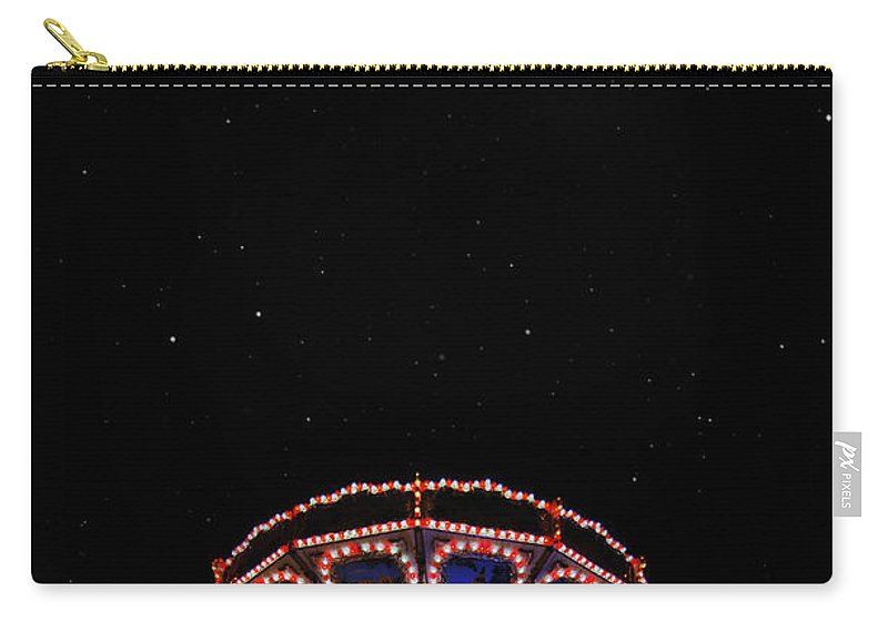 Yhun Suarez Carry-all Pouch featuring the photograph Beam Me Up by Yhun Suarez