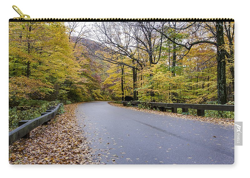 Vermont Carry-all Pouch featuring the photograph Beautiful Vermont Scenery 13 by Paul Cannon