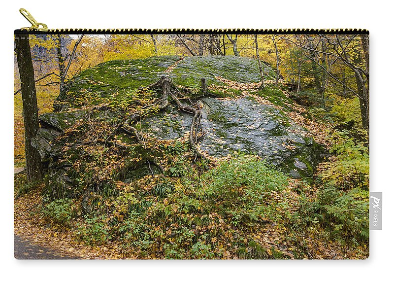 Vermont Carry-all Pouch featuring the photograph Beautiful Vermont Scenery 14 by Paul Cannon