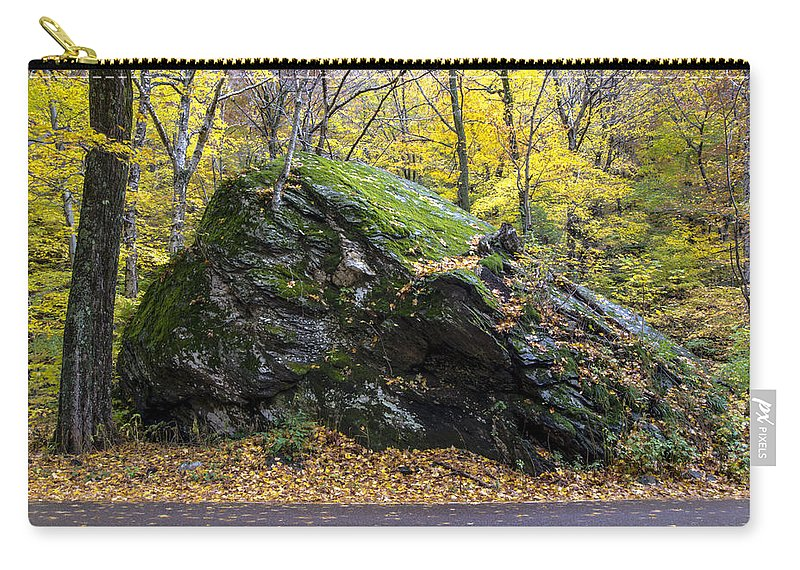 Vermont Carry-all Pouch featuring the photograph Beautiful Vermont Scenery 15 by Paul Cannon