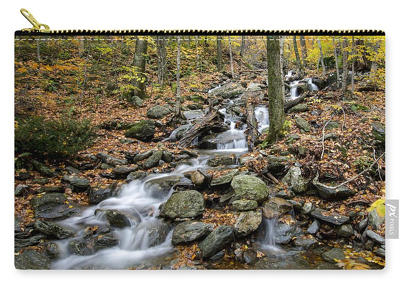 Vermont Carry-all Pouch featuring the photograph Beautiful Vermont Scenery 16 by Paul Cannon